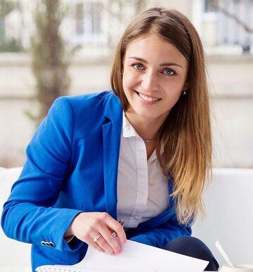 Kinga Gajewska, poseł PO
