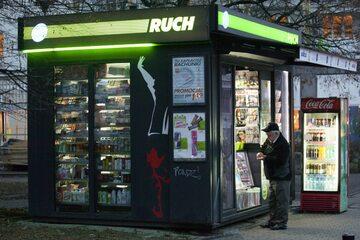 Kiosk Ruchu