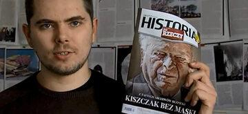 Kiszczak bez maski - 4. nr miesięcznika Historia Do Rzeczy