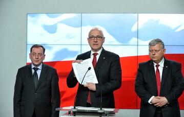 Komisja ds. wyjaśnienia zarzutów stawianych B. Misiewiczowi