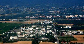 Kompleks laboratoriów i biur CERN