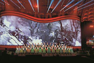 Koncert dla Niepodległej na stadionie PGE Narodowy w Warszawie oglądało na miejscu 40 tys. osób, a przed telewizorami ponad 7 mln widzów
