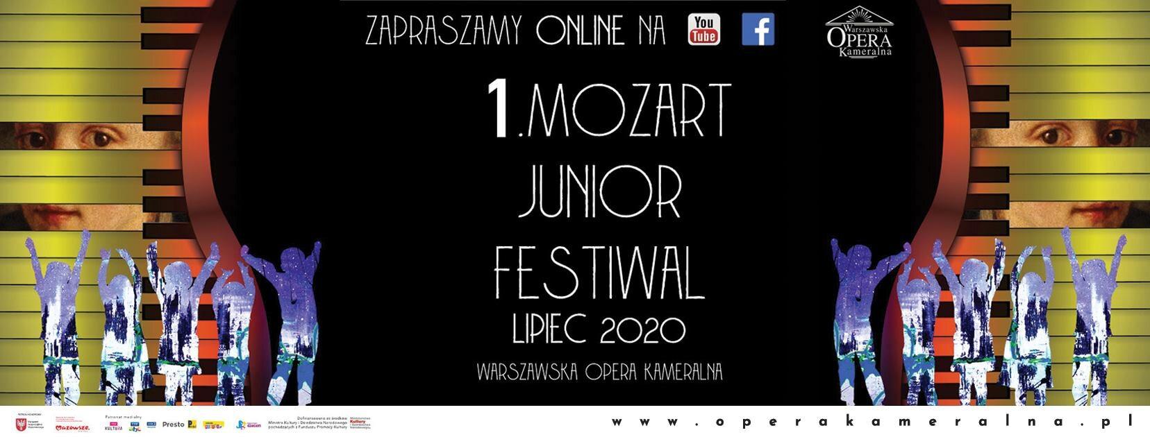 Koncert inaugurujący 1. Edycję Festiwalu Mozart Junior