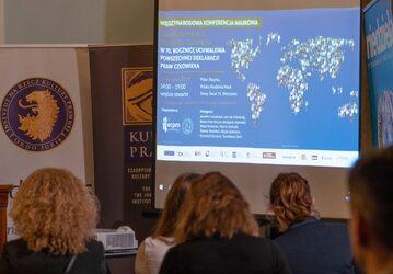 Konferencja Ordo Iuris – Godność źródłem praw człowieka