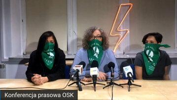 Konferencja Strajku Kobiet