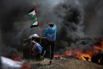Konflikt izraelsko-palestyński, zdjęcie ilustracyjne