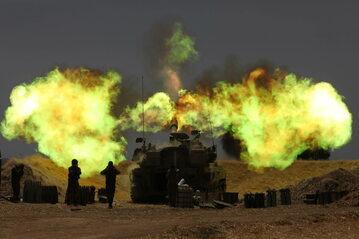 Konflikt izraelsko - palestyński, zdjęcie ilustracyjne