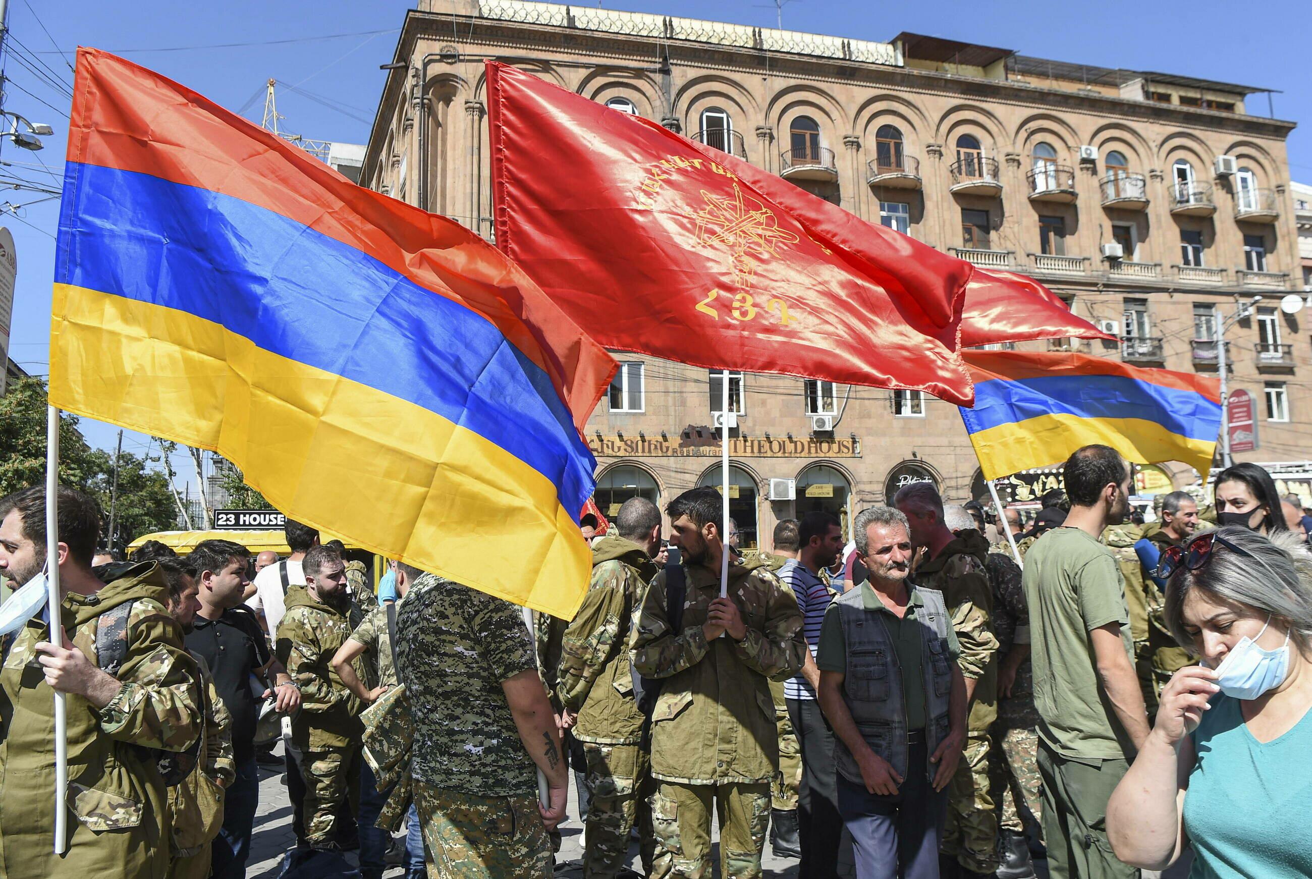 Konflikt pomiędzy Azerbejdżanem a Armenią o Górski Karabach