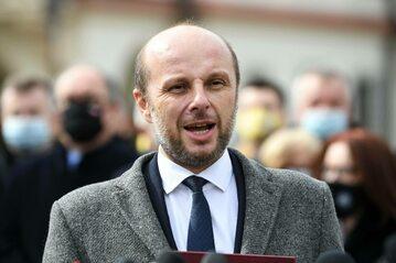 Konrad Fijołek, kandydat opozycji na prezydenta Rzeszowa