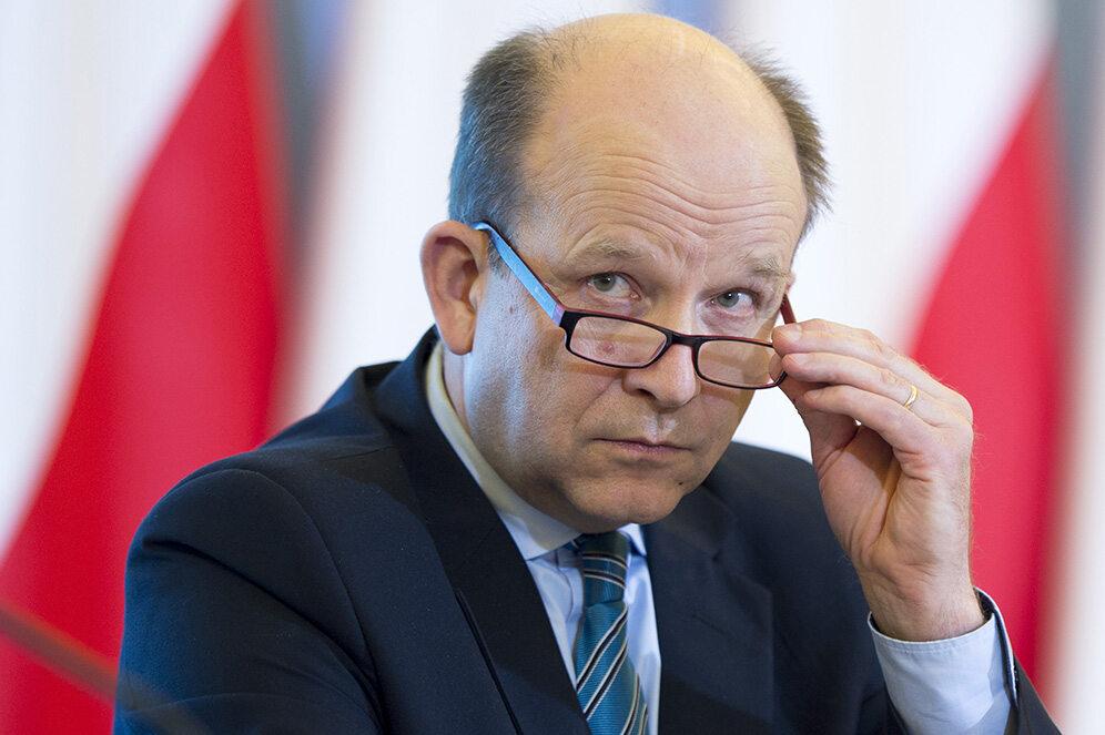 Konstanty Radziwiłł, wojewoda mazowiecki, były minister zdrowia