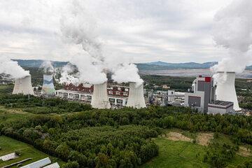 Kopalnia i elektrownia Turów, zdjęcie ilustracyjne