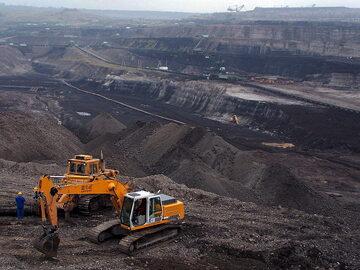 Kopalnia węgla brunatnego w Turowie, zdjęcie ilustracyjne