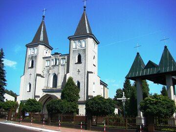 Kościół Św. Jana Chrzciciela w Poczesnej.