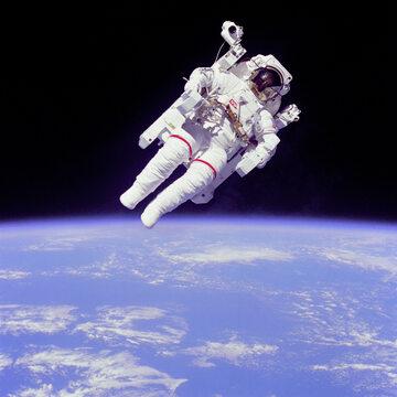 kosmos astronauta NASA
