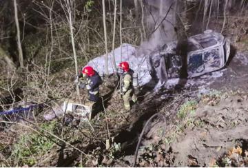Krótko po ubezpieczeniu na życie przez pracodawcę Rafał Koczan i Sławomir Ś. spłonęli w samochodzie pod Chełmnem