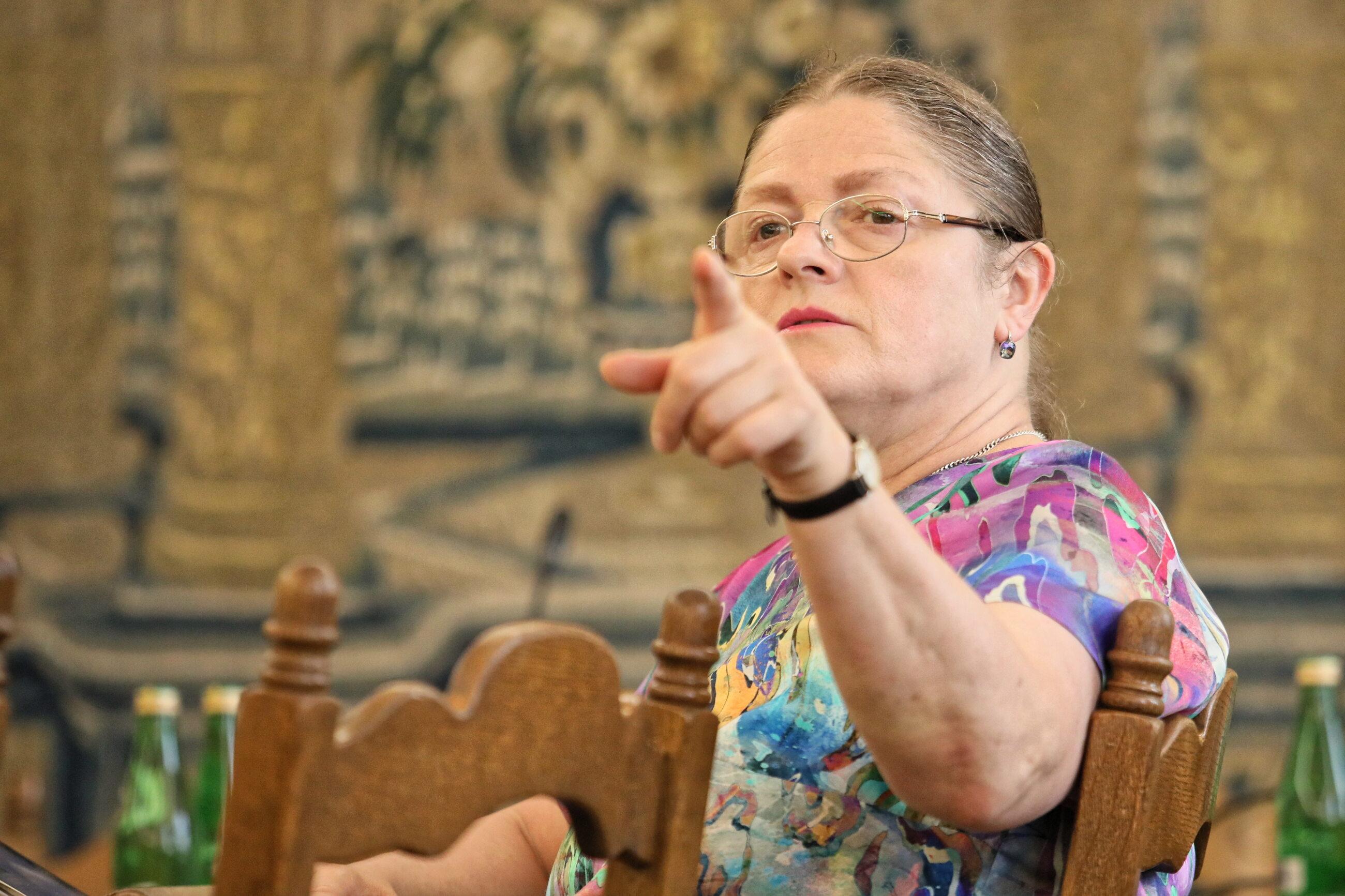 Krystyna Pawłowicz, PiS