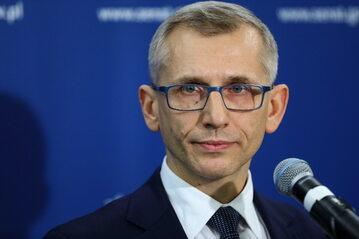 Krzysztof Kwiatkowski w Senacie