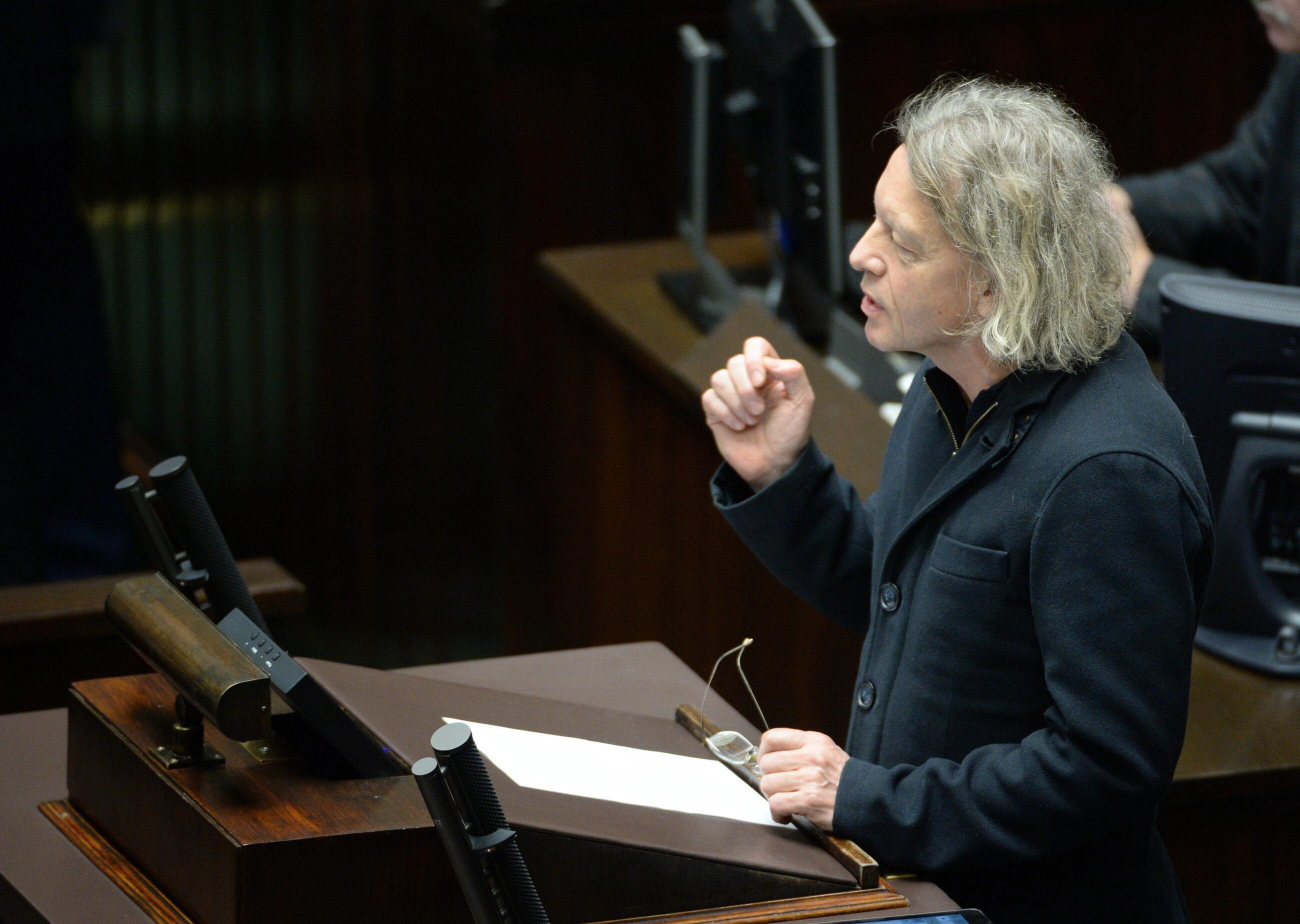 Krzysztof Mieszkowski, Nowoczesna