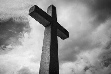 Krzyż, zdjęcie ilustracyjne