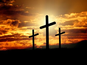 Krzyż – zdjęcie ilustracyjne