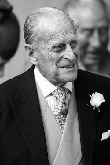 Książę Filip, mąż królowej Elżbiety II, zmarł w wieku 99 lat