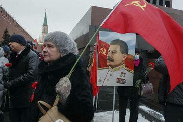 Kult Stalina w Rosji