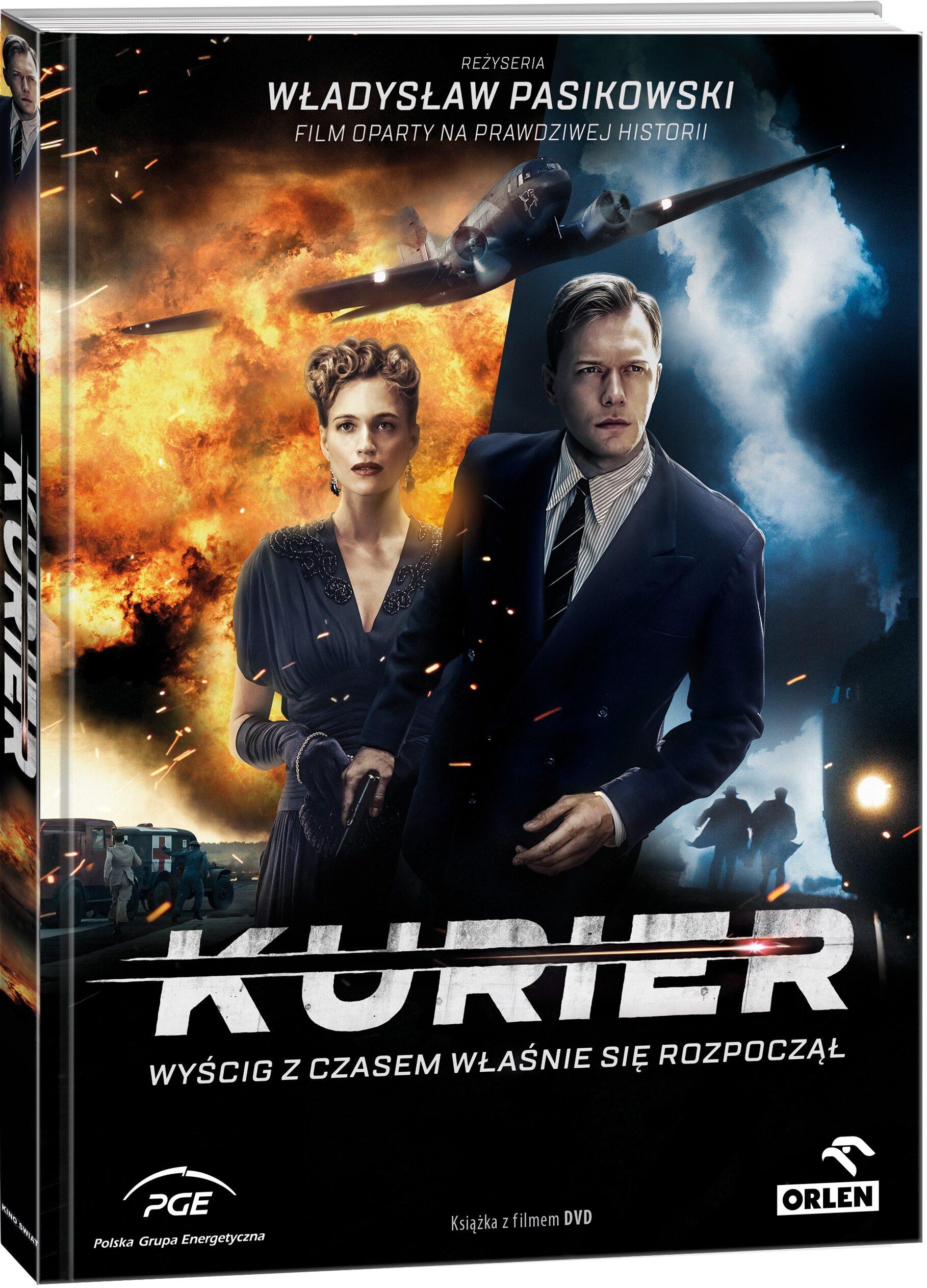 """""""Kurier"""" DVD"""