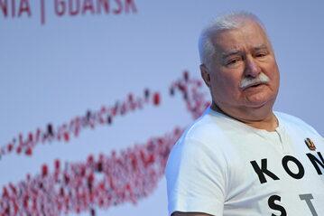 Lech Wałęsa, b. prezydent