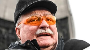 Lech Wałęsa, były prezydent
