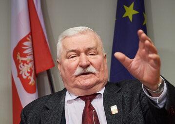 Lech Wałęsa chce obalić rząd PiS