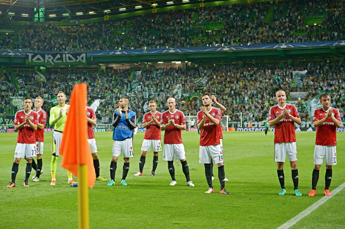 Legia-Sporting