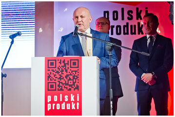 Leszek Gierszewski, prezes firmy Drutex