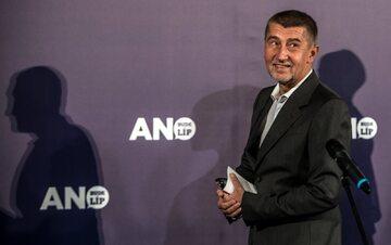 Lider ANo Andrej Babisz