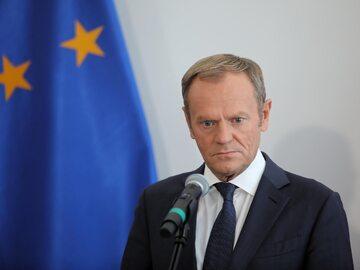 Lider Platformy Obywatelskiej Donald Tusk