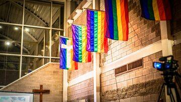 Lobby LGBT w Kościele – zdjęcie ilustracyjne