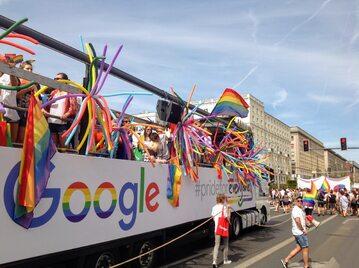 Lobby LGBT – zdjęcie ilustracyjne
