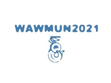 Logo WAWMUN 2021