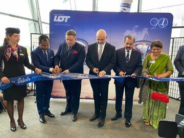 LOT otwiera nowe połączenie do Sri Lanki