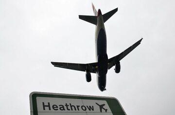 Lotnisko Heathrow w Londynie