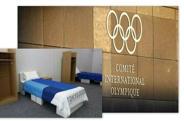 Łóżka tekturowe na IO