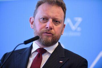 Łukasz Szumowski, były minister zdrowia