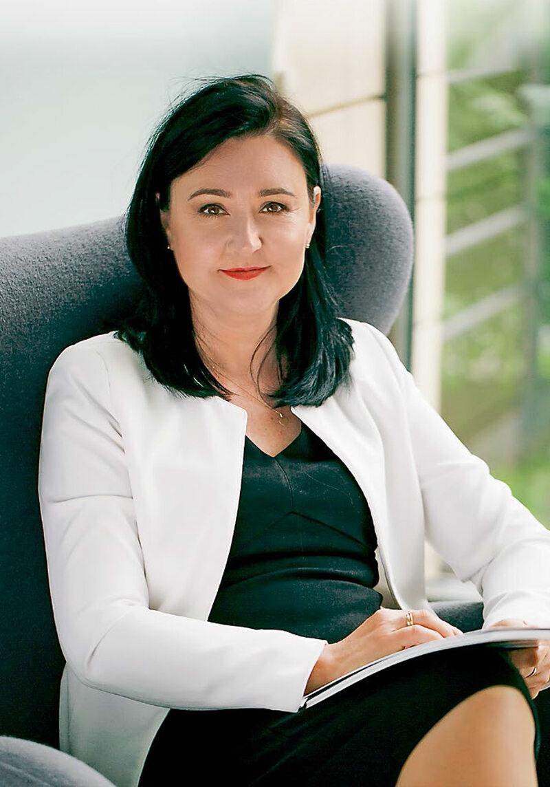 Magdalena Lisiecka, dyrektor generalna Janssen-Cilag Polska
