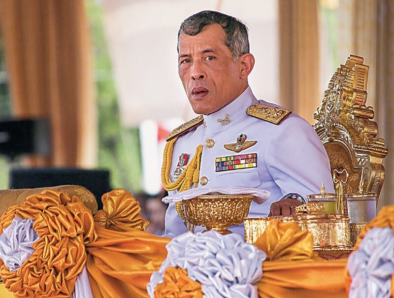 Maha Vajiralongkorn Rama X – król Tajlandii