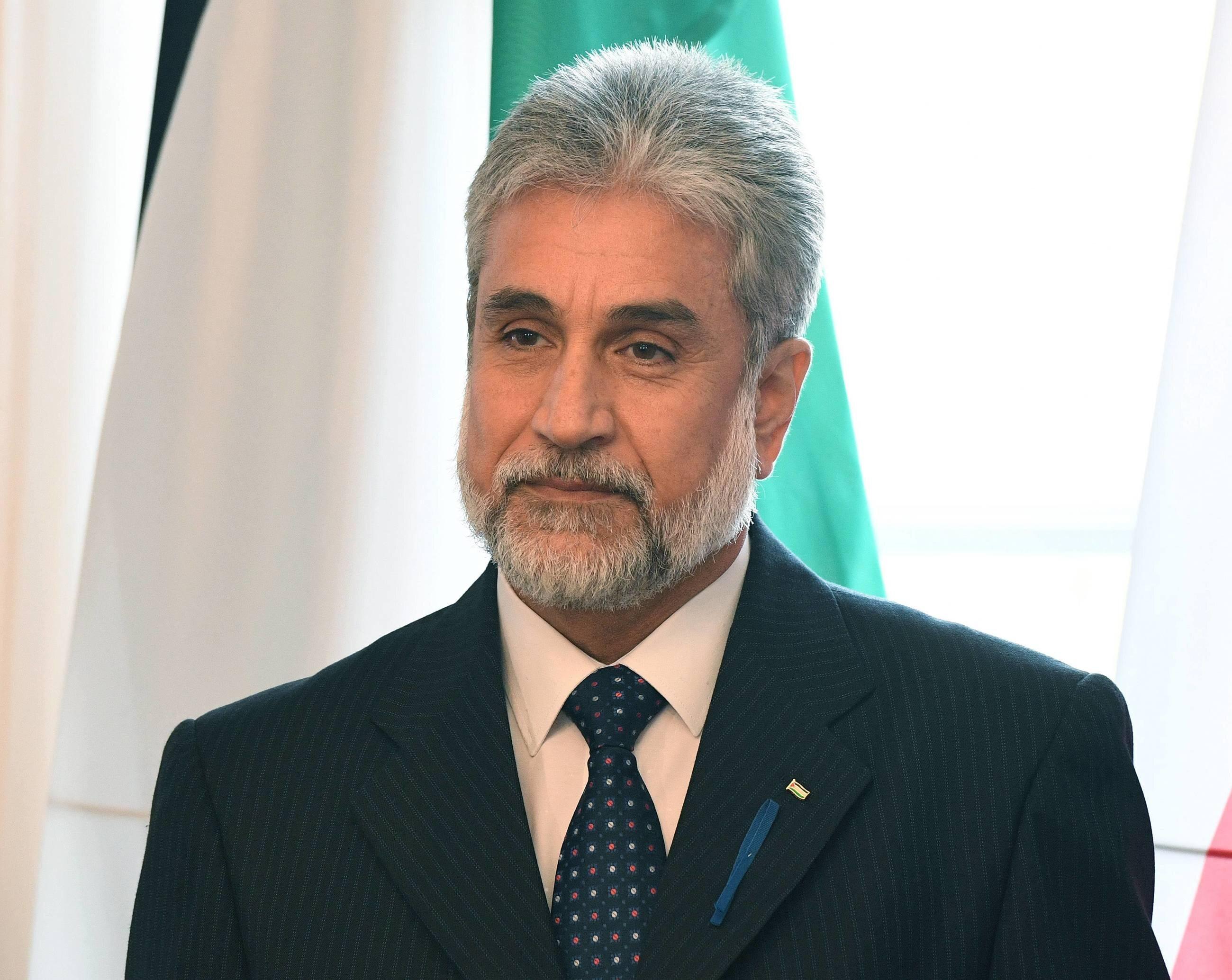 Mahmoud Khalifa, ambasador Palestyny w RP