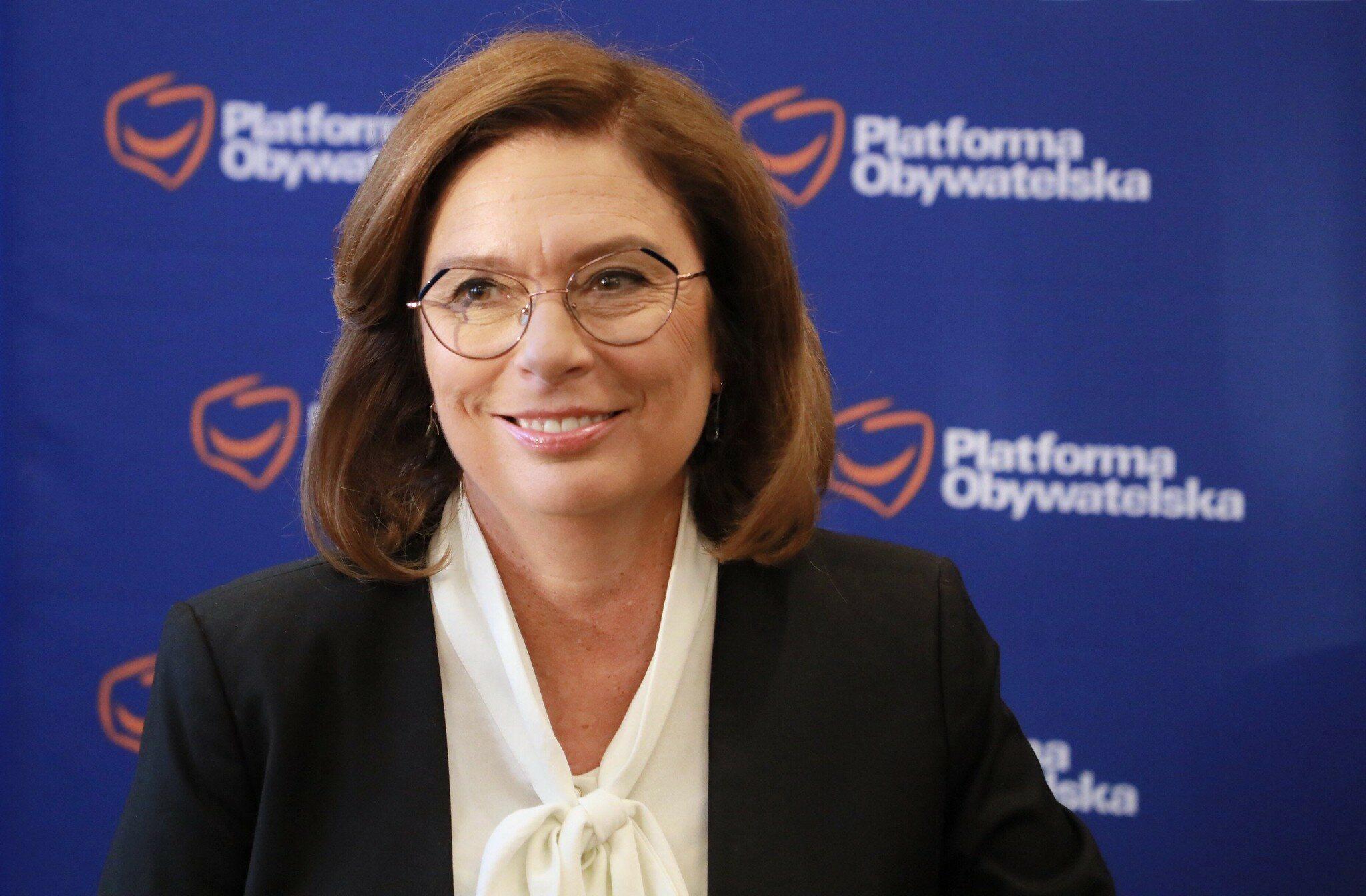 Małgorzata Kidawa-Błońska (PO)