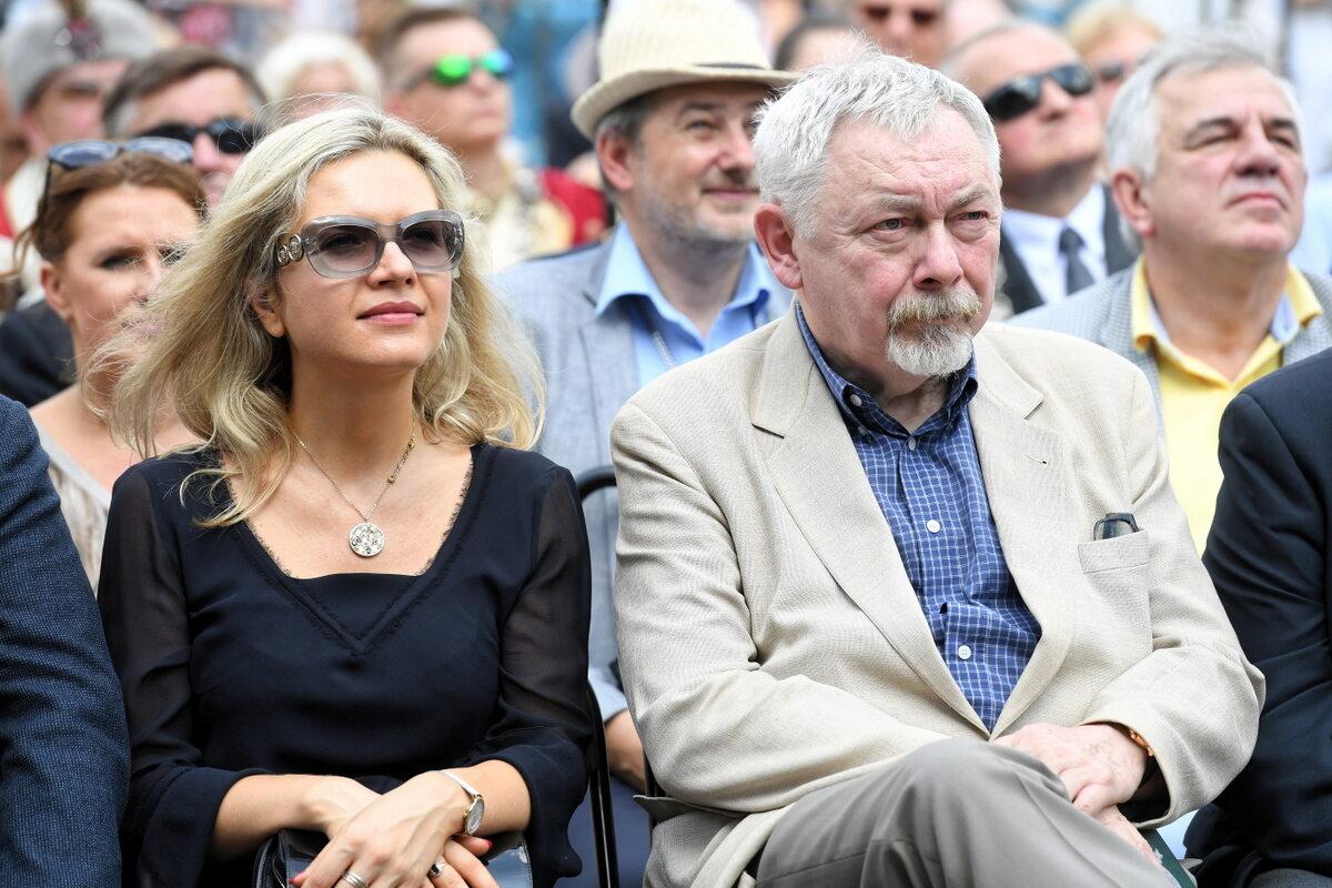Małgorzata Wassermann, Jacek Majchrowski