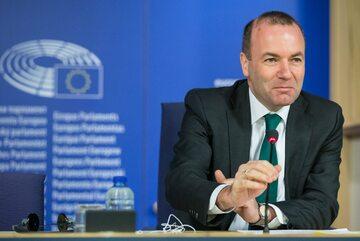 Manfred Weber – przewodniczący grupy EPL w Parlamencie Europejskim