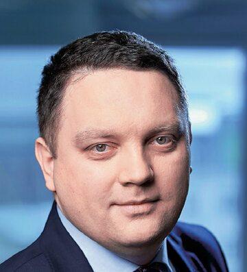 Marcin Chludziński, prezes zarządu KGHM