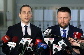 Marcin Kierwiński, Cezary Tomczyk