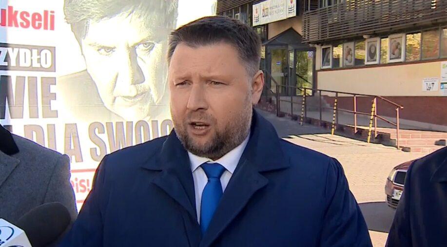 Marcin Kiewiński z PO
